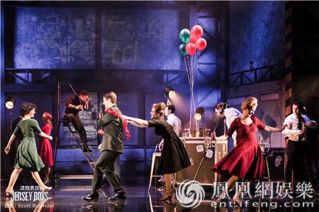《泽西男孩》中国巡演完美落幕 剧迷力挺狂刷21场