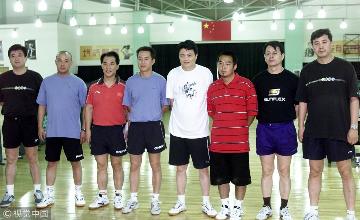 刘国梁团队
