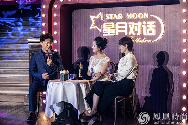 朱茵段奕宏刘震云赵立新出席星月榜样盛典 为榜样的力量发声