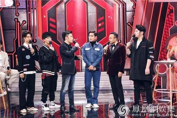 张若昀自曝过年被问娱乐圈八卦 陈欧聚会不爱KTV