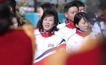 朝鲜拉拉队