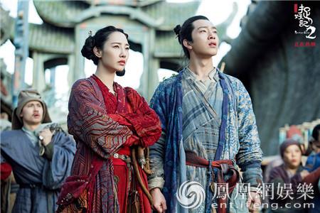 中国影史新纪录!《捉妖记2》公映首日票房破5.54亿