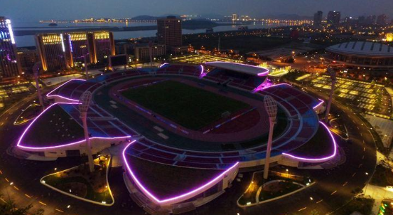 中美篮球赛、演唱会…舟山体育馆有大量节目值得期待