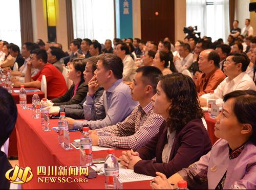 中外知名企业四川行达州市签约74个项目 计划投资额596.2亿_达州市|投资额