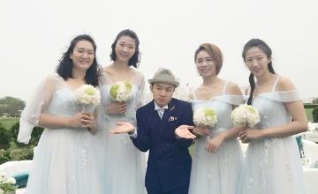 惠若琪婚礼