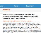饱和脂肪酸摄入低于10% ?#26723;托?#33039;病风险