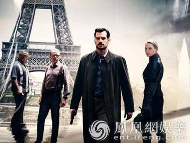 《碟中谍6》发布惊喜版预告 亨利・卡维尔向中国问好