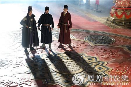 《狄仁杰之四大天王》预告曝奇观 巅峰级大片来袭