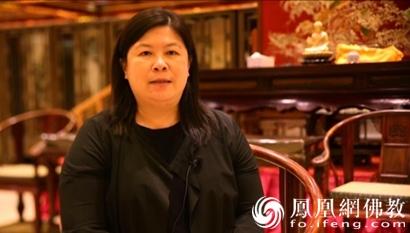 专访崔惠仪:佛教中学20多国学生讲粤语上佛学课