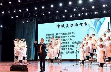 """陕西各地开展活动庆祝首个""""中国医师节"""""""