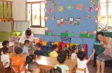 陕西省将开展乡镇村级幼儿园一体化管理试点