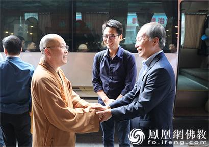 越南政府宗教代表团一行访问厦门鸿山寺_越南-宗教-代表团-政府-佛教
