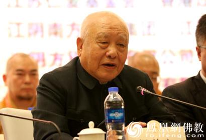 杨曾文呼吁教界向巨赞法师学习:责任,自信,担当_佛教-法师-佛教界-中国佛教-中国社会科学院
