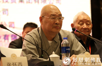 圣辉法师呼吁教界学习巨赞法师三大精神:求索、担当、奉献_先辈-佛教-佛教界-法师-精神