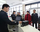 信阳市政协督查组到公安局督导检查政协提案办理工作