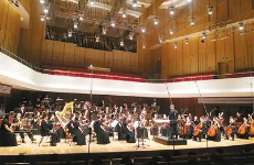 《丝路风情》管弦乐新作品音乐会在西安举行