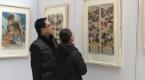"""""""我爱你 中国""""迎新春年画展在河北省图书馆开展"""
