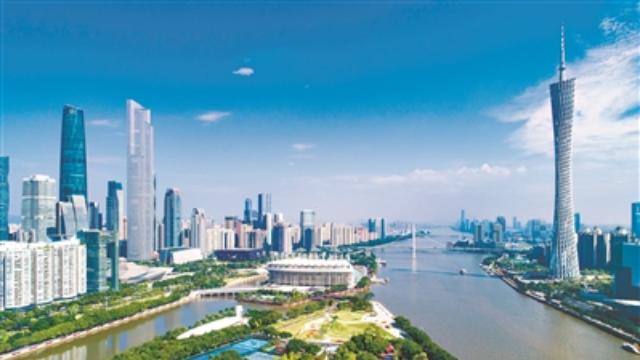 """广州荣登十大""""美好生活城市""""榜单"""