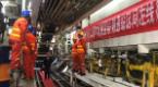石家庄地铁3号线二期工程首台盾构始发