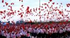 礼赞新中国70华诞 唐山万名师生唱响《我和我的祖国》