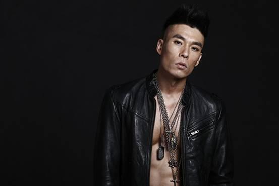 繁星直播楚博仁歌友会 帅气型男玩转Hiphop嗨