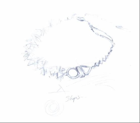 STORY 韩饰品品牌集合店 揭秘饰品设计手稿
