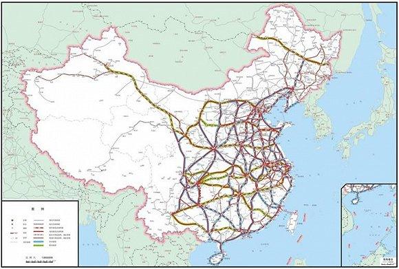 报告:高铁经济来临 这些三线城市房地产将受益