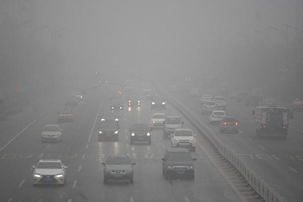 北方雾霾持续多日,PM2.5三大误区了解多少?