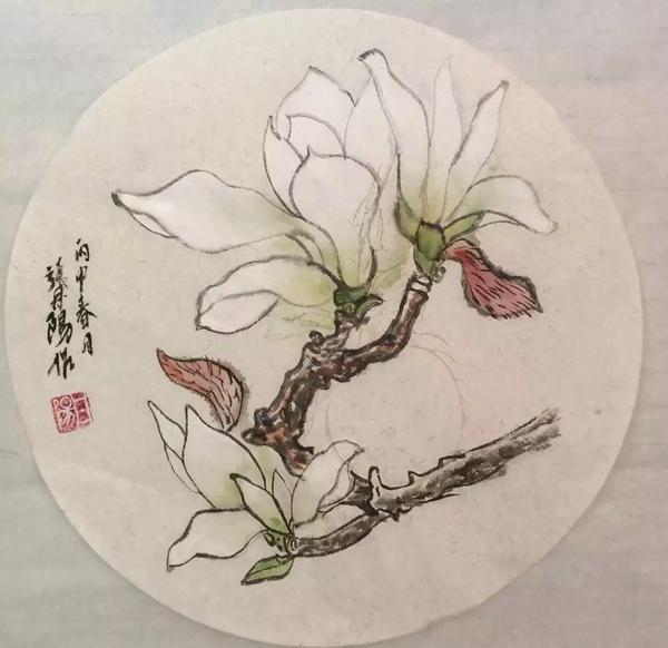 张丹阳书画欣赏_辽宁频道_凤凰网图片