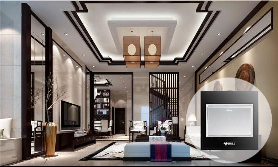 新中式客厅是传统与现代居室风格的碰撞,用现代的装饰手法和家具,结合