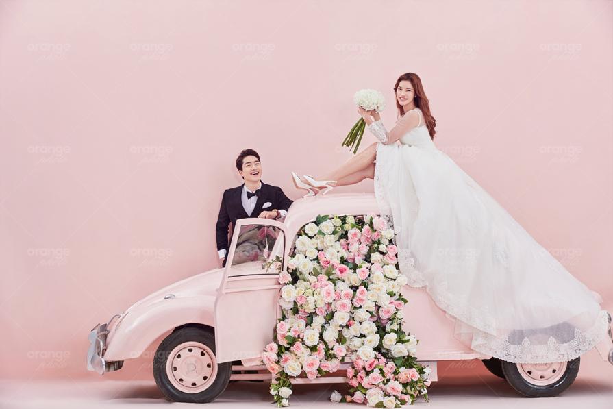 2016最美欧式唯美婚纱照