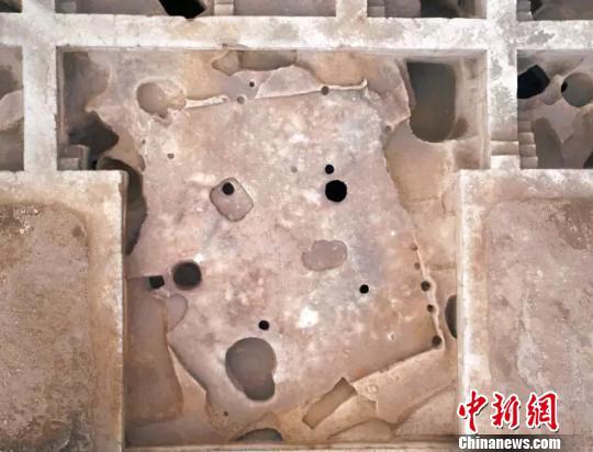 山西临汾发现6000年前庙底沟文化史前聚落遗址(图)