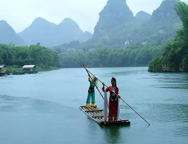 宜州主要风景名胜有下枧河流域刘三姐歌谣文化生态保护区,白龙洞游览