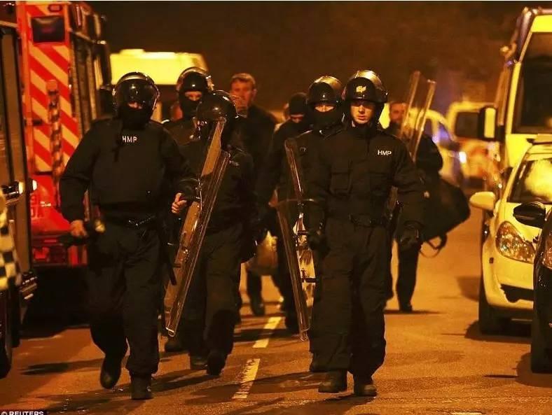 英国私营监狱600名囚犯暴乱,监狱私营靠谱吗?