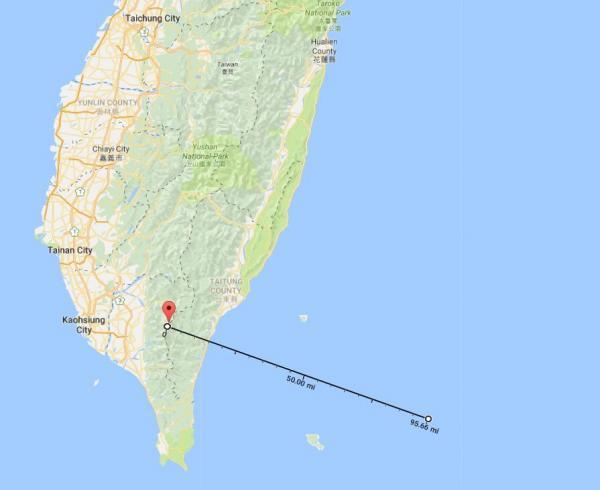 天水到武山地图