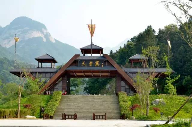 八公山风景区,六安市万佛湖,天堂寨,滁州市琅琊山国家级风景名胜区,狼