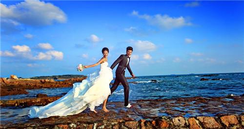 山东外景基地前十排行榜2017:青岛婚纱摄影工作室
