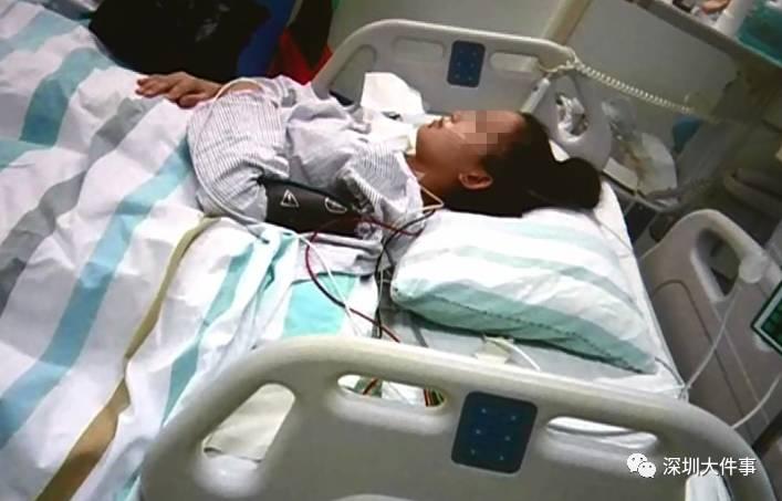 深圳:19岁女子去堕胎 结果小肠被全部截断 (图)