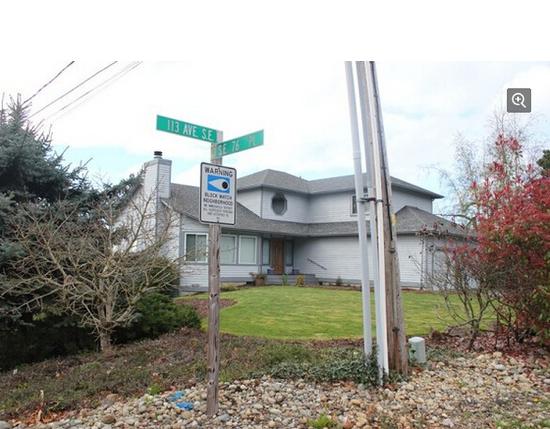 外逃官员前妻在美豪宅曝光与比尔·盖茨为邻