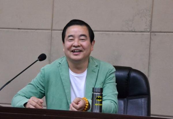 安徽省作协副主席王明韵涉嫌强奸被刑拘 (图)