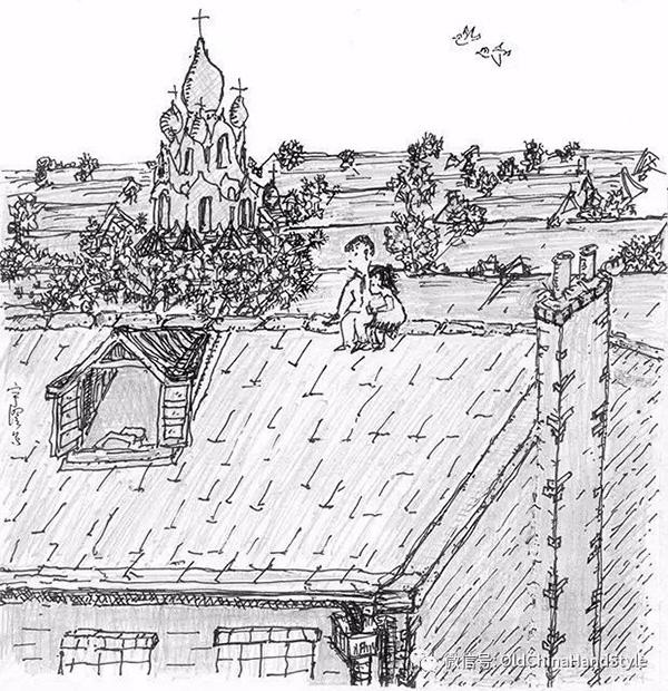 船素描画法步骤图