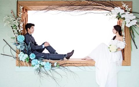 cute最美青岛婚纱摄影前十名婚纱照哪家拍的好