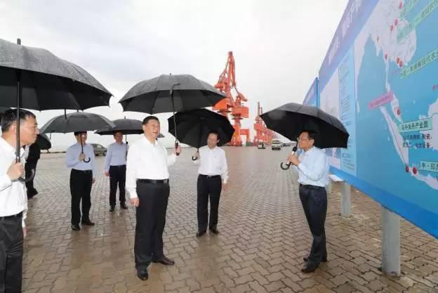 习近平北海考察论古今:写好丝路新篇章