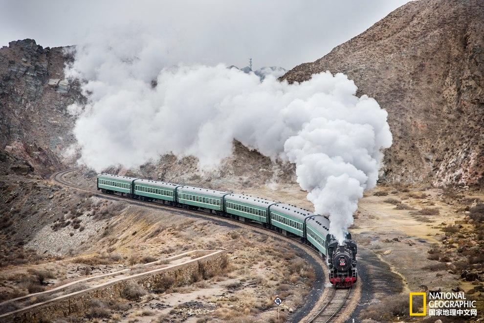 铁路摄影:行进中消逝的风景pic