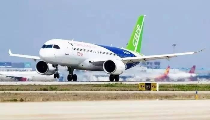 洪都公司成为大飞机前机身