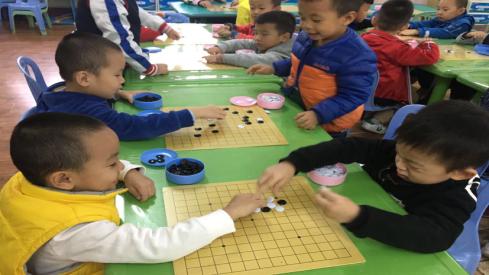 新荷幼儿园区域活动