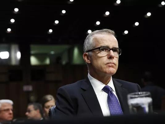 FBI代理局长:科米享有广泛支持 通俄调查将继续