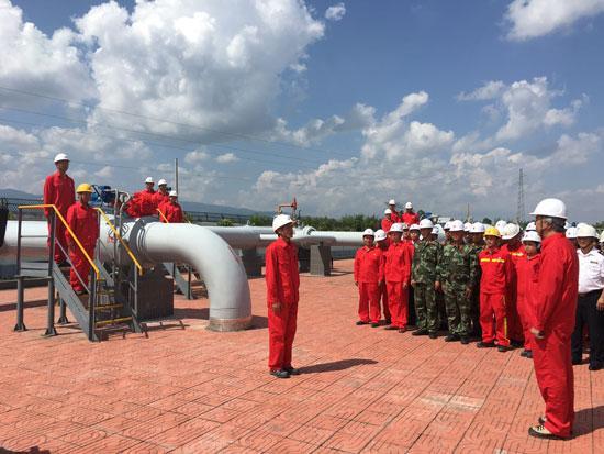 第4条能源进口通道打通!中缅原油管道原油进中国