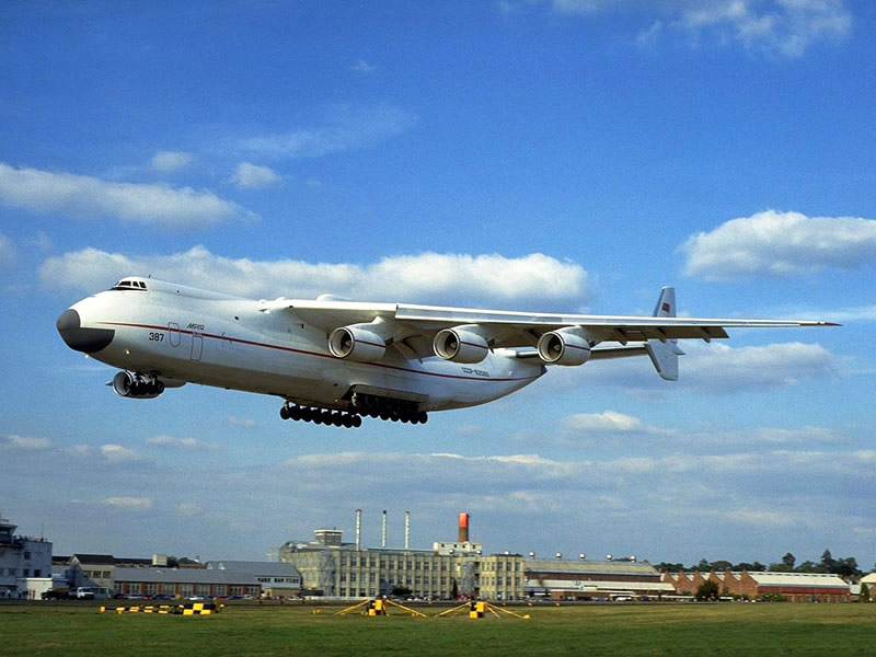 中国将量产安-225超级运输机 乌克兰工人:舍不得