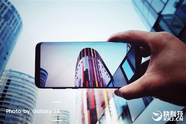 6988元约不约?三星Galaxy S8国行今日正式发布